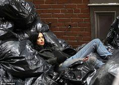 Krysten ritter in new image of Netflix A.K.A Jessica Jones
