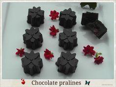 Chocolate pralines http://mystylemyeveryday.blogspot.com/2013/11/czekoladowe-pralinki-chocolate-pralines.html