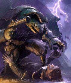 Dread Pirate Mangleshell by namesjames.deviantart.com on @DeviantArt