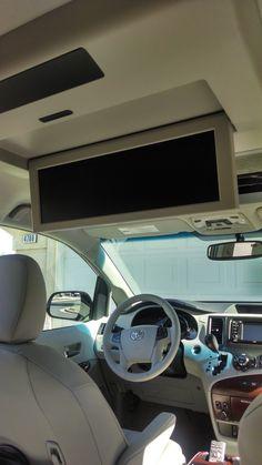 Sienna widescreen  2014 Toyota Sienna: Diaries of a Carpool Mom #SiennaDiaries
