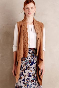 Shop the Braided Sweater Vest and more Anthropologie at Anthropologie today. Read customer reviews, discover product details and more.