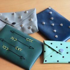 DIY Envelope Bags