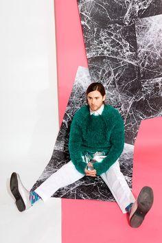 Jared Leto by Erik Hart & Tatiana Leshkina and styled by Katie Burnett, for Bullett Magazine
