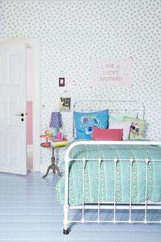 New Happy Wallpaper + Decor From RICE - decor8