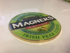 Magners Pear tap badge.