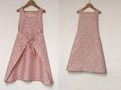 Patron de couture - Robe papillon pour fillette
