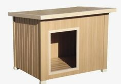 Rustic Lodge Dog House     Check this out>>>>>>>   http://amzn.to/29Zcscb
