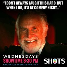 Tonight at SHOTS Wynwood (@shotsmiami) FREE BITES OR SHOTS if you arrive before 9pm Showtime for the Ha Ha Happy Hour! RSVP link in bio #miami #miamicomedy #wynwood #wynwoodcomedy #wynwoodevents #wynwoodparties #wynwooddeals #wynwoodhappyhour #wynwoodtonight #wynwoodbars