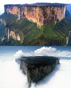 Monte Roraima, Cool Pictures, Beautiful Pictures, Planet Earth, Natural Wonders, Nature Photos, Geology, South America, Travel Destinations