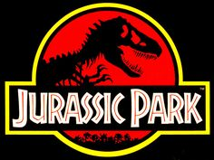I believe the Jurassic Park logo is a good example of a logo type, it uses a prehistoric looking font in front of a T Rex skeleton. These themes show the theme of the movies .