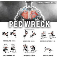 Try This Out On Your Next Chest Workout Here Are 6 Small Key Friendly Tips When Hitting Those Pecs