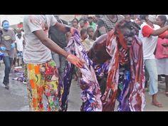 IJO IJPAN / TORTOISE DANCE performed in 2013 at the CHALE WOTE STREET FESTIVAL ACCTA- GHANA