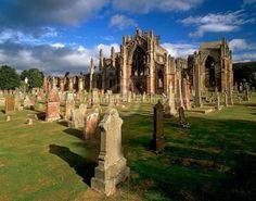 Jedburgh Abbey: Roxburghshire,