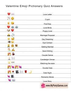 Free Printable Valentine's Day Emoji Pictionary Quiz Valentine Words, Valentine Emoji, Valentines Day Party, Printable Valentine, Emoji Quiz, Emoji Games, Instagram Emoji, Instagram Quotes, Social Networks