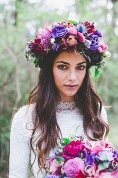 Wild Romantics Bridal Inspiration - Polka Dot Bride
