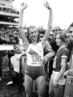 """Grete Waitz. """"She was genuine, humble, strong and true, with a deep and sharp sense of humor and compassion."""""""