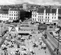 Dundee City Square through the decades | STV