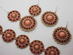 Teo set beading TUTORIAL