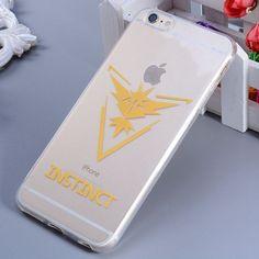 Pokemon Go Plus Case for iPhone 5 5s 6 6s 6 6s Plus Pocket Monsters Pokemon Ball