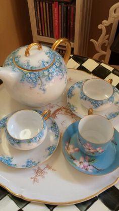 Rose Tea, Fine Porcelain, Teapots, Tea Time, Tea Cups, China, Chocolate, Coffee, Tableware