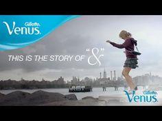 La campaña de Gillette Venus que busca empoderar a las mujeres de forma que ellas mismas no se encajonen en stereotipos y vivan y sean todo lo que ellas quieran.