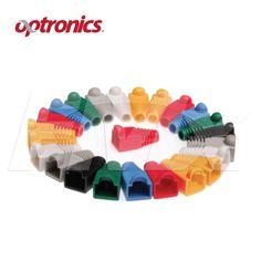 BOTA PARA CONECTOR RJ45 CAT. 5e Las botas de colores están diseñadas para proteger al conector RJ-45 en instalaciones de cableado estructurado. Están disponible en distintos colores para facilitar la tarea de identificar las fibras.  OPCAAUBRJ45AZ Bota rj45 c azul OPCAAUBRJ45RO Bota rj45 c rojo OPCAAUBRJ45VE Bota rj45 c verde OPCAAUBRJ45BL Bota rj45 c blanco OPCAAUBRJ45AM Bota rj45 c amarillo OPCAAUBRJ45GR Bota rj45 c gris