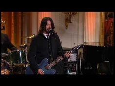 The Foo Fighters covering Band On The Run
