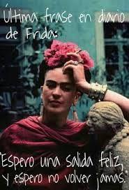 Resultado de imagen para frida kahlo poemas