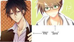 """Narro-yo: Luego del almuerzo los 7 se dirigieron a la oficina de la Mizukage, donde """"Sora, """"Ryu"""" y Lee se presentaron como las parejas de Mei, Nozomi y Natsuki"""
