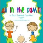 Hi y'all! I'm so excited to bring you this fact families mini-unit! This 49 page packet is full of fact family fun for your little learners..it is ...