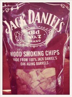 Smoky, Savory Wood Chips