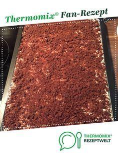 Maulwurfkuchen vom Blech von vapo30. Ein Thermomix ® Rezept aus der Kategorie Backen süß auf www.rezeptwelt.de, der Thermomix ® Community.