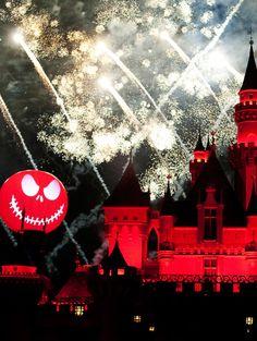 Cross off the bucket list - Disneyland's Halloween Screams Fireworks