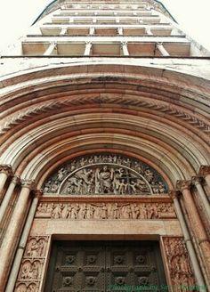 Baptistery , Parma