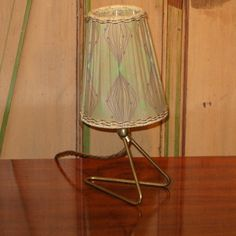 A very stylish and of small proportions 1950s spanish table lamp table lights a very stylish circa adjustable french table lamp retaining the original shadehaving been recently rewired to uk standards greentooth Gallery