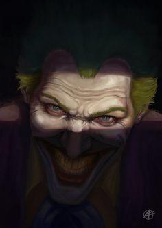 Joker by Andrea421
