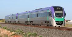 Las Mejores Fotos de Trenes (alta velocidad y comunes) Australia