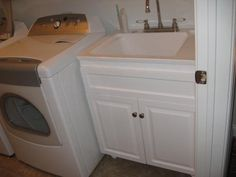 Pin by Carol Engel on laundry room sinks Pinterest Laundry