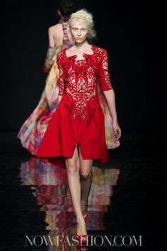 Yiqing Yin Couture Fall Winter 2012<3
