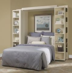 Murphy Beds: 9 Hide-Away Sleepers See Drop Down Table photo 7 of 9