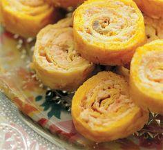Aprenda a fazer omelete de salmão (substitua o cream cheese por requeijão 0% gordura)