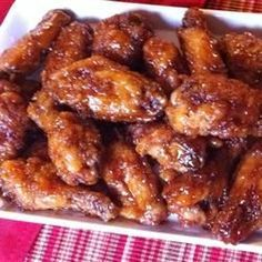 Japanese Chicken Wings   Wow. Just wow. I can't get over how delicious these chicken wings were! I followed the recipe exactly and it came out perfect. My husband said that it was one of the best things I ever made and to make it again... and again. I'd pick this recipe over Wing Stop any day..