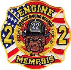 TENNESSEE-MEMPHIS-FIRE-DEPARTMENT-ENGINE-22-BATTALION-6-Patch