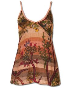 NEW! Into the Wild Tapestry Tank: Soul-Flower Online Store