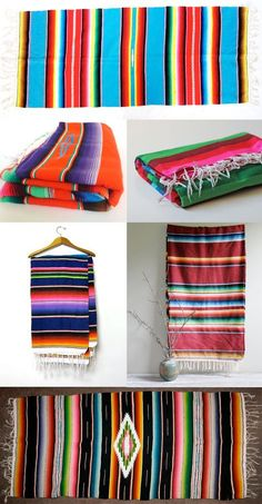 The Summery Serape