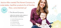 The Honest Company on zulily
