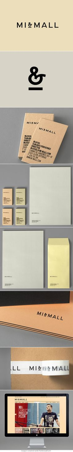Corporate design letterhead letter business card logo envelop colors graphic minimal1