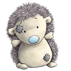 Konker... the carefree Hedgehog who isn't fussy where he goes… as long as it's with you.