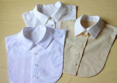 衿だけシャツの作り方|ソーイング|編み物・手芸・ソーイング | アトリエ|手芸レシピ16,000件!みんなで作る手芸やハンドメイド作品、雑貨の作り方ポータル