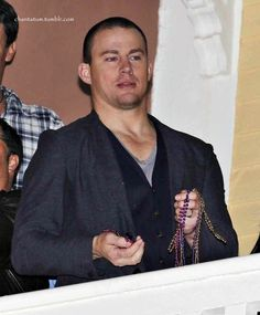 Channing Tatum- I was in New Orleans for this night :)